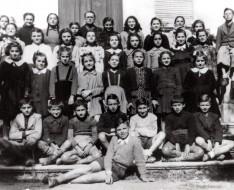 1940 scuole elementari Vezzano