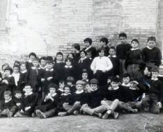 1958 scuola elementare Montalto