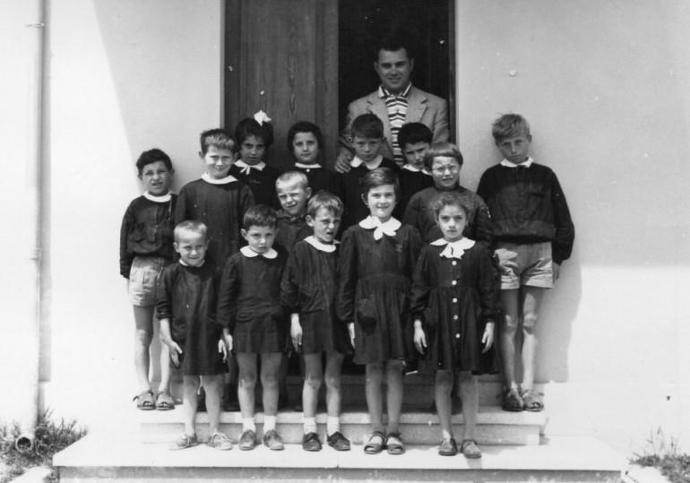1961 terza elementare sedrio