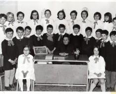 1971 5 elementare vezzano