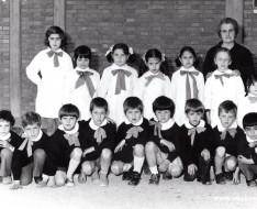 1972 prima elementare a Vezzano