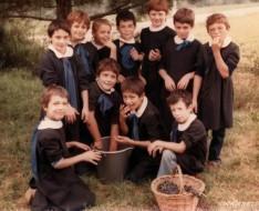 1981 scuola elementare sedrio