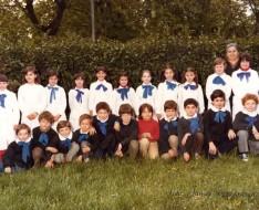 1981 terza elementare vezzano