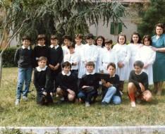 1984 terza elementare