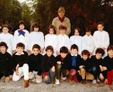 1986 terza elementare vezzano