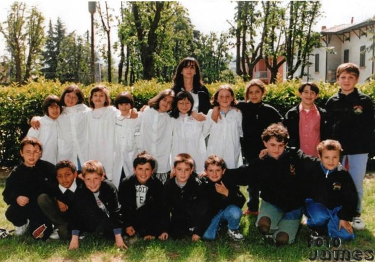 1994 vezzano prima elementare