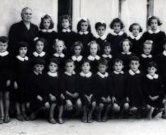 1951 elementare vezzano