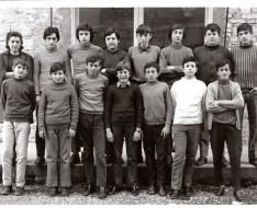 1969 scuola media vezzano