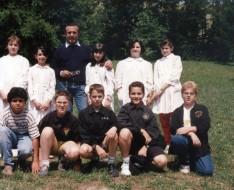 1994 quinta elementare vezzano