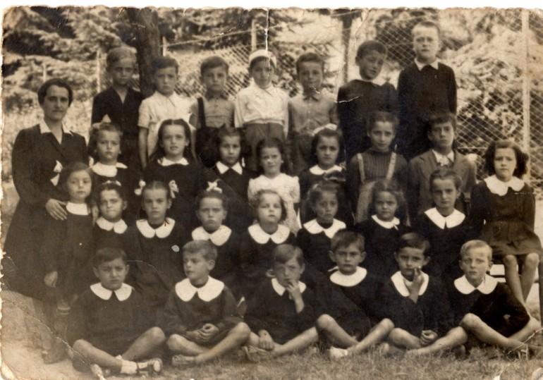 1947 terza elementare vezzano