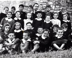 1950 terza elementare paderna