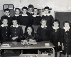 1960 quarta elementare montalto