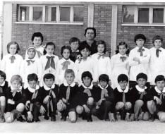 1972 terza elementare vezzano