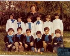 1979 terza elementare vezzano