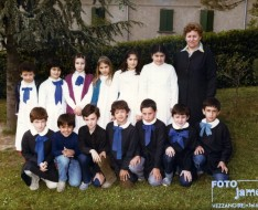 1980 quarta elementare vezzano