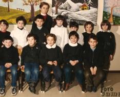 1984 seconda elementare la vecchia