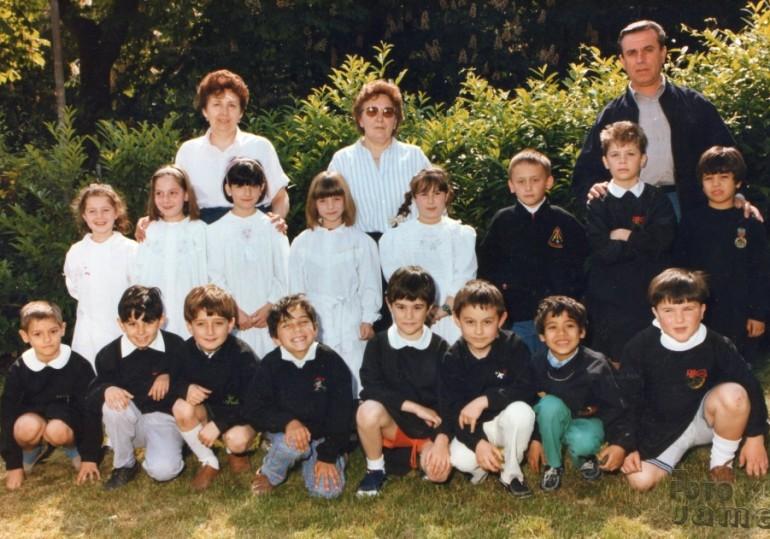 1991 prima elementare vezzano