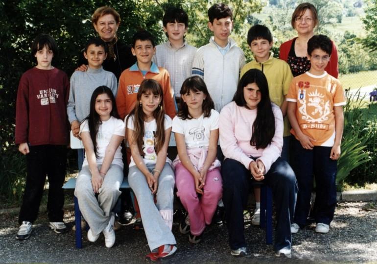 2004 quarta elementare la vecchia