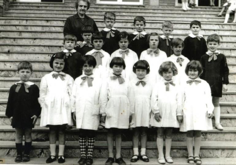 1967 prima elementare vezzano