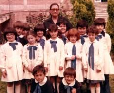 1975 prima elementare vezzano