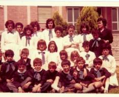 1975 quinta elementare vezzano