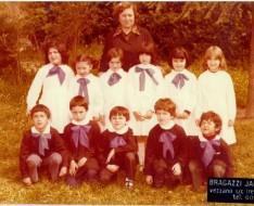 1977 prima elementare vezzano