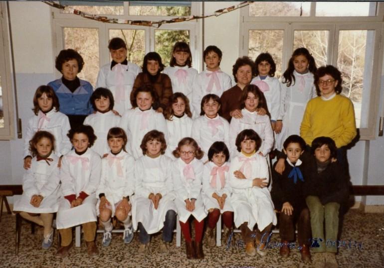 1981 elementare pecorile