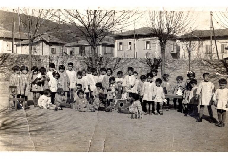 1943 scuola materna vezzano