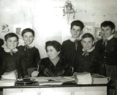 1956 prima elementare pecorile