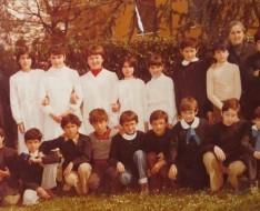 1978 quinta elementare vezzano