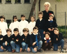 1988 seconda elementare la vecchia