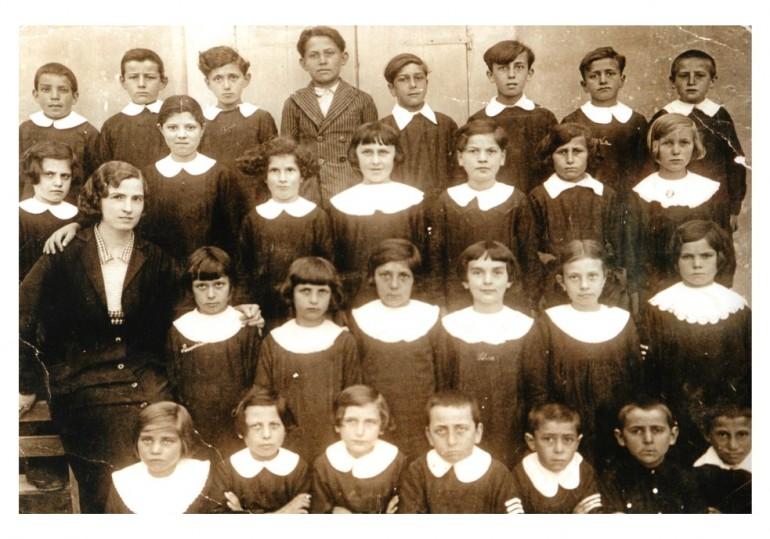 1933 terza elementare vezzano