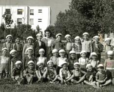 1952 elementari pecorile gita