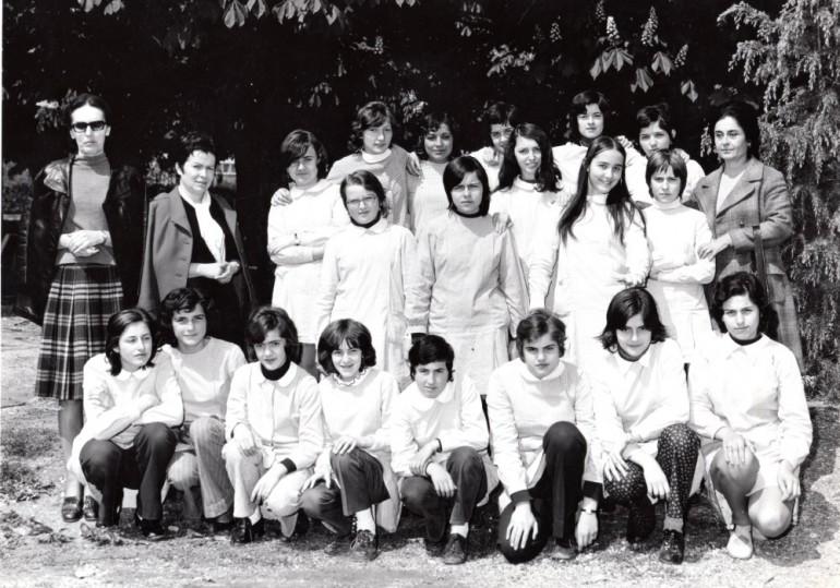 1972 terza media vezzano