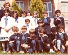 1975 quarta elementare vezzano