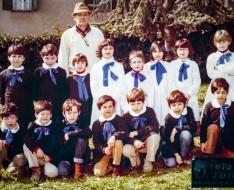 1979 seconda elementare vezzano