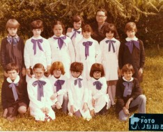 1977 terza elementare vezzano