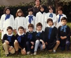 1978 seconda elementare vezzano