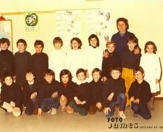 1982 seconda elementare la vecchia