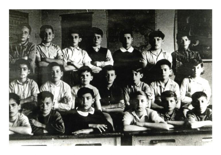 1952 quinta elementare vezzano