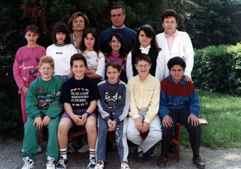 1992 quarta elementare vezzano