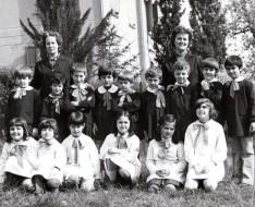 1973 seconda elementare vezzano