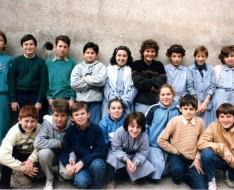 1986 seconda media c