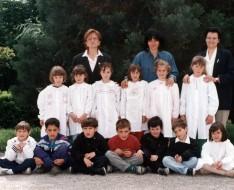 1995 prima elementare vezzano