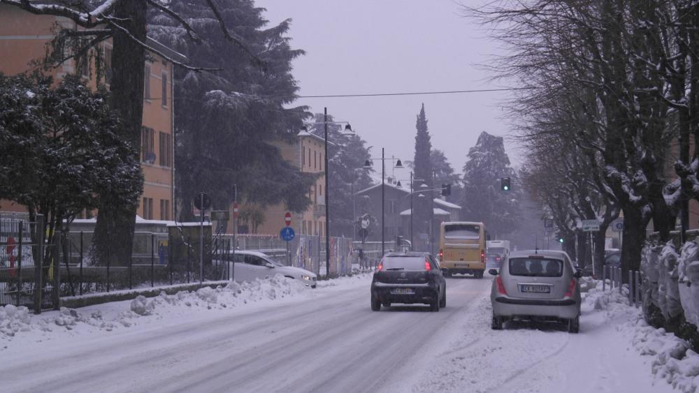 neve primo marzo