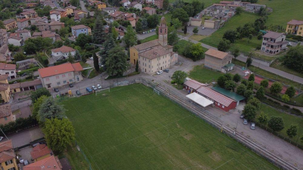 campo parrocchiale
