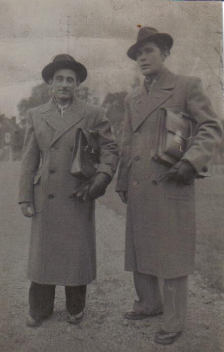 Enzo Manelli nato a Pecorile