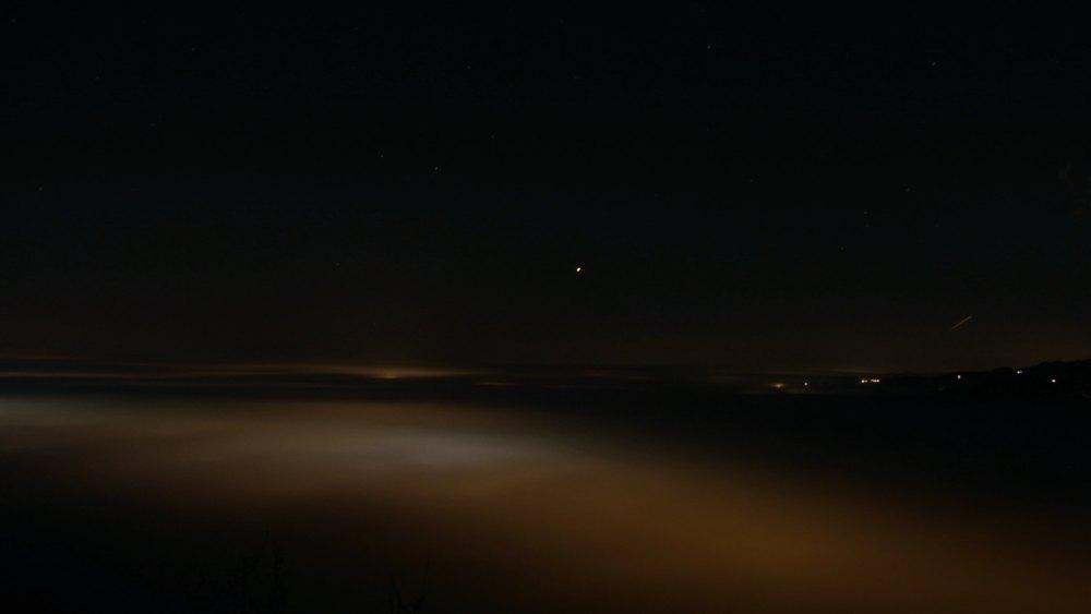 nebbia pianura padana natale reggio emilia