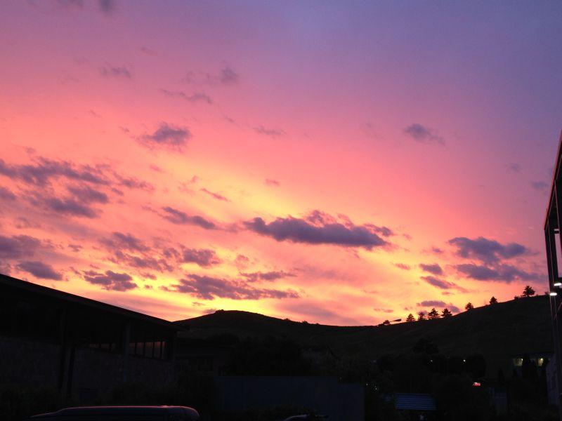 tramonto sedrio